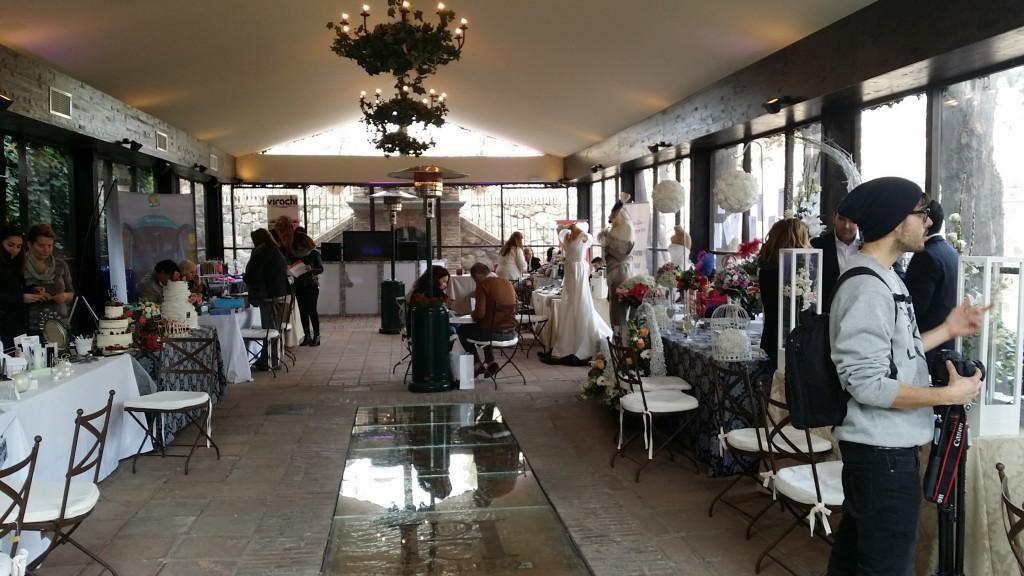 Salon Hacienda del Cardenal Bridal Open Day Toledo