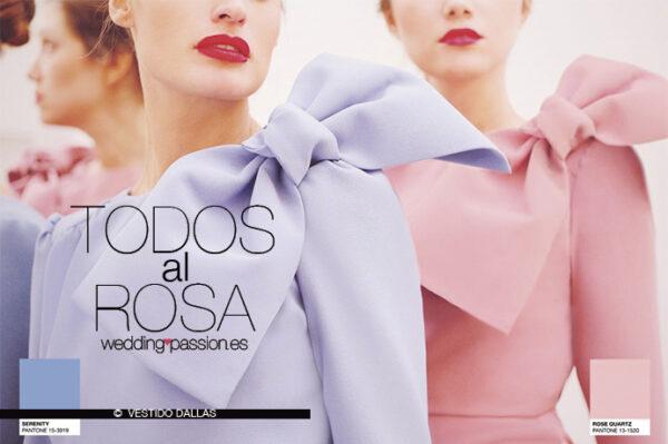 Vestidos rosa para boda 691 x 460