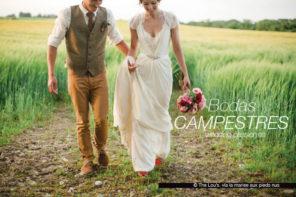 Bodas campestres, mi boda chic en el campo