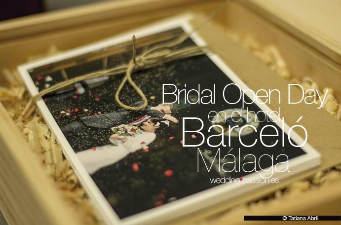 Bridal Open Day en el hotel Barcelo Malaga