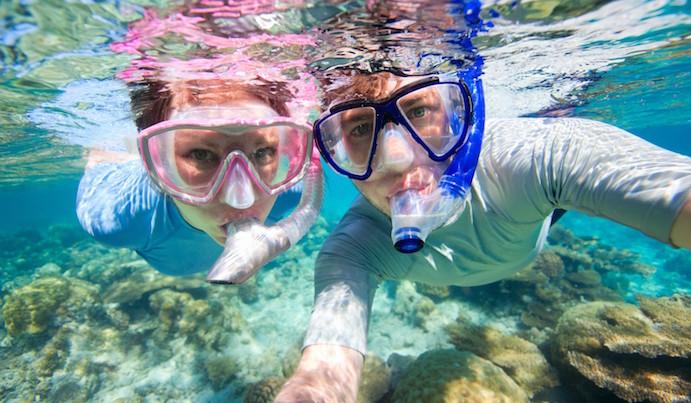 Deportes para practicar en pareja www.weddingpassion.es via hebestrivieramaya.com