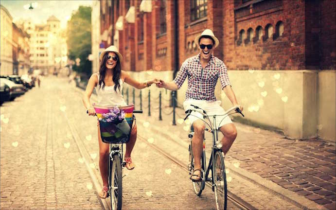 Deportes para practicar en pareja www.weddingpassion.es via imagenesparabajar.com