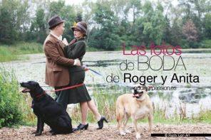 Fotos preboda de Roger y Anita