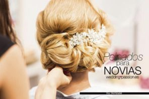Peinados para novias, elige tu peinado perfecto