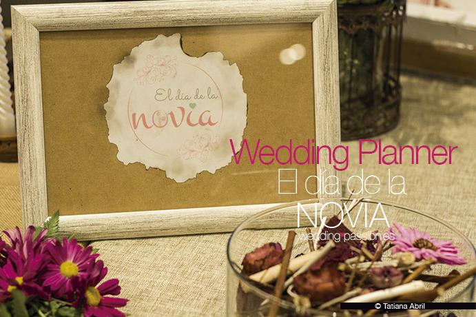Wedding Planner: El día de la novia