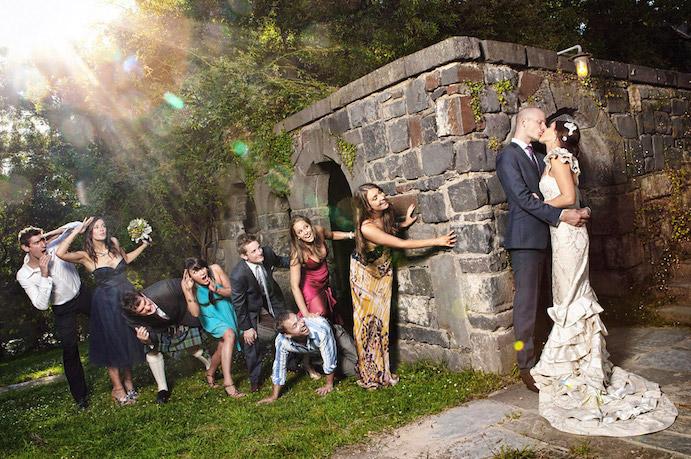 fotos de boda originales para inspirarte via montsalvat
