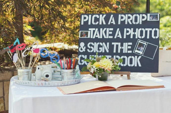 Libro De Firmas Para Boda Ideas Originales Wedding Passion