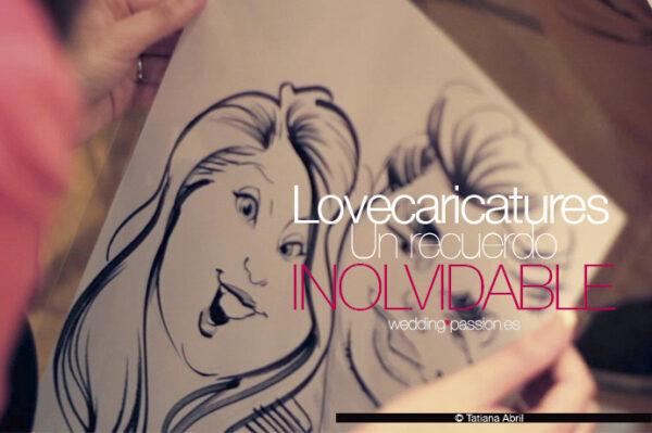 Lovecaricatures un recuerdo inolvidable