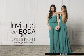 Vestidos invitada de boda, Invitada en primavera