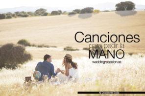 Canciones para pedir matrimonio y enamorarse