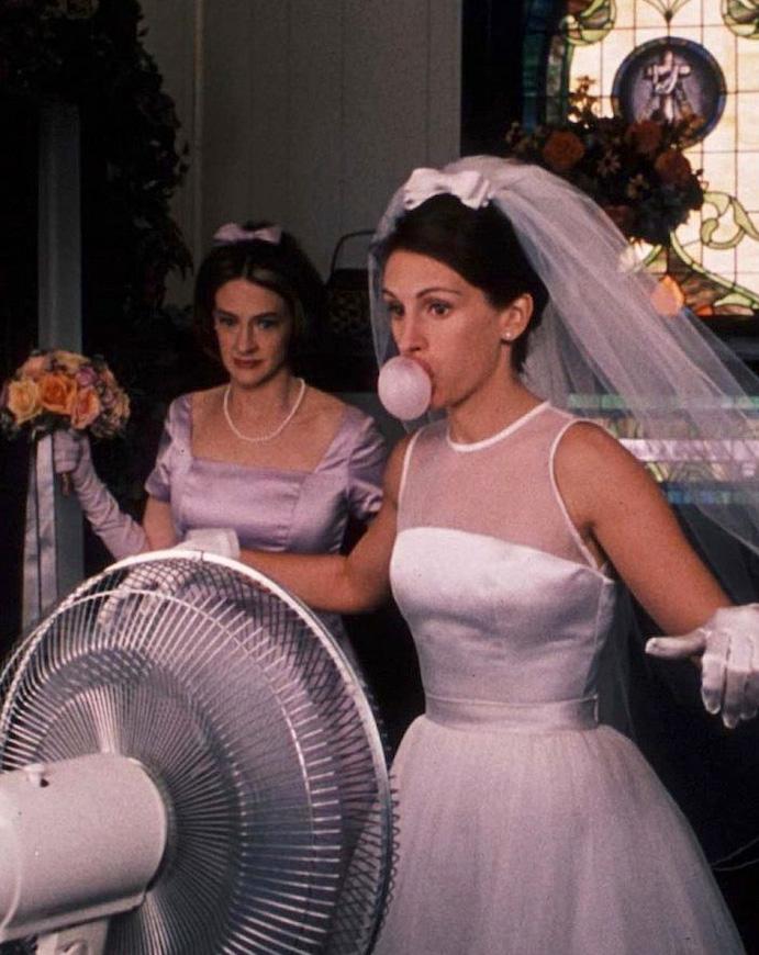 Bodas de cine y cine de bodas