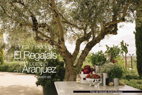 Finca y Bodega El Regajal, un paraíso en Aranjuez