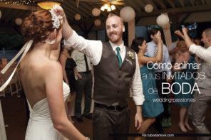 Juegos de boda, cómo animar a tus invitados de boda