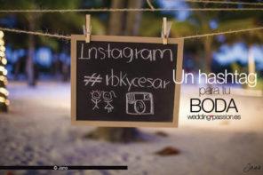 Hashtag boda 3 pasos imprescindibles