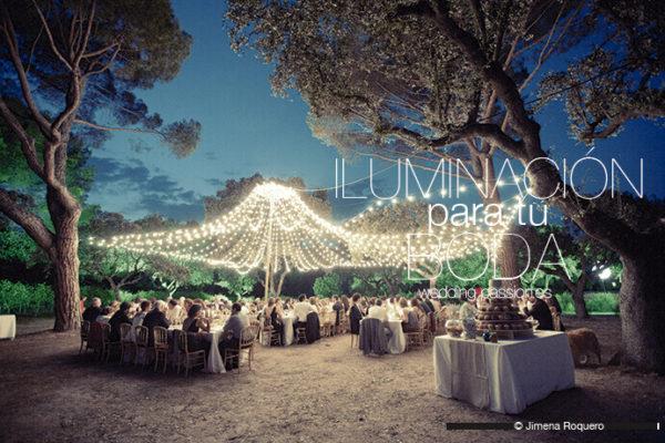 Iluminación bodas 691 x 469