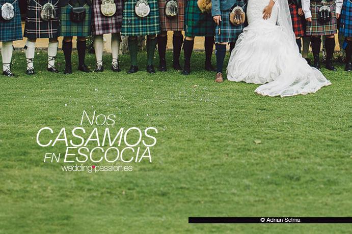 boda escocesa novios-691x460