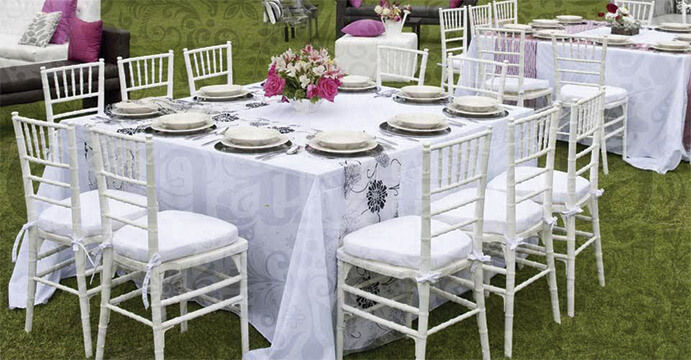 Tipos de mesas para bodas tu banquete wedding passion for Mesas de bodas decoradas