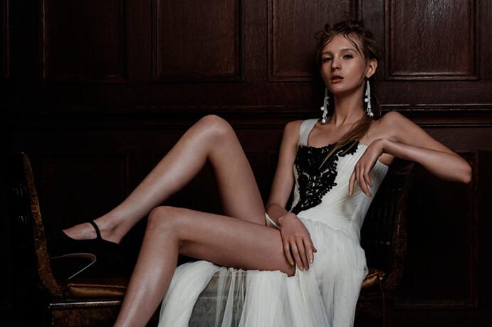 vestidos-blanco-y-negro-691x460