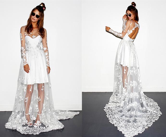 yo me caso con vestido corto de novia www-weddingpassion-es-rime-arodaky-bajo-tul-691x569