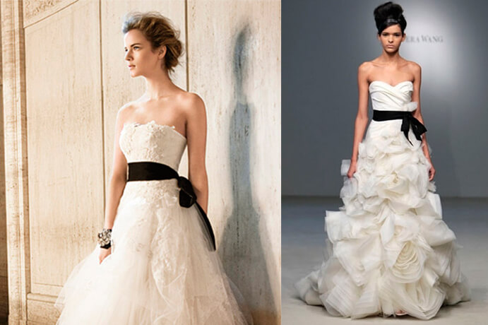 vestidos-de-novia-con-detalles-negros-691x460