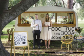 Food Trucks: Una boda sobre ruedas