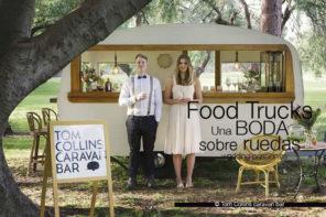 Food Trucks: Una boda sobre ruedas
