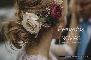 Peinados novia, cómo elegir el peinado para tu boda