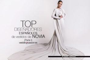 Diseñadores españoles de vestidos de novia Parte I