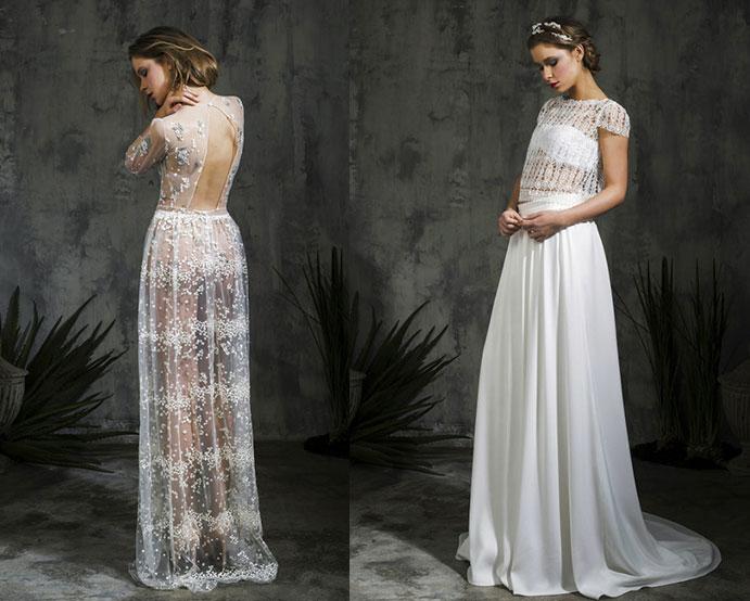 diseñadores españoles de vestidos de novia (parte ii) - wedding passion