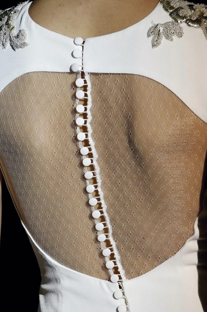 Vestidos con espalda descubierta Jesús-Peiró-691 x 1041