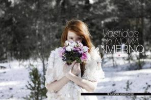 Vestidos de novia invierno ideales
