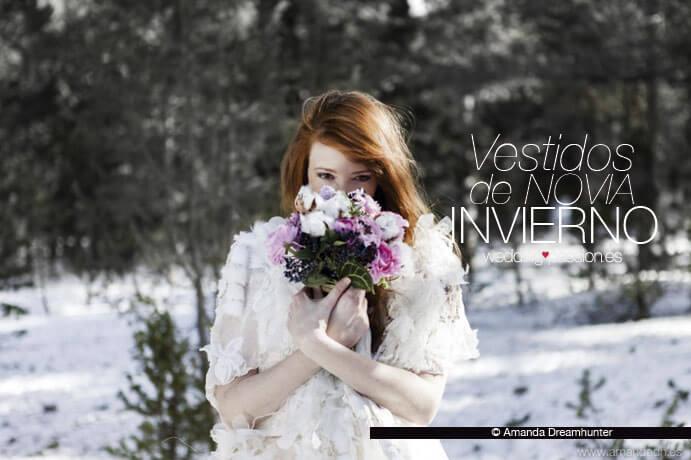 Vestidos de novia invierno-691x460