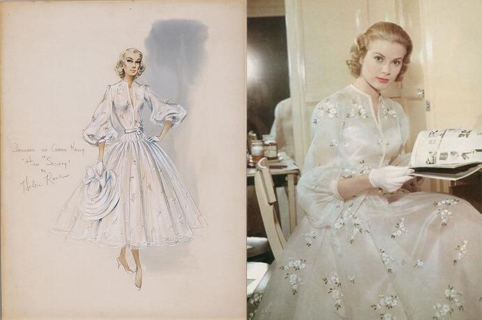 vestido novia-grace kelly 691x460