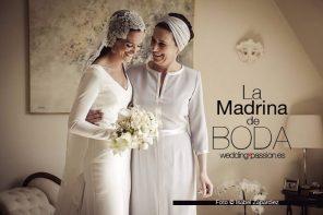 La madrina de boda en diferentes países