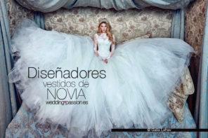Diseñadores vestidos de novia, 22 vestidos para soñar