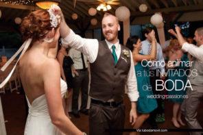 Juegos para bodas, cómo animar a tus invitados