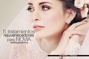 5 Tratamientos rejuvenecedores para novia