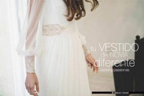 Vestidos de novia diferentes y originales