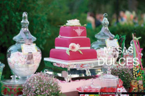Mesa de dulces, Wedding Sweet Love