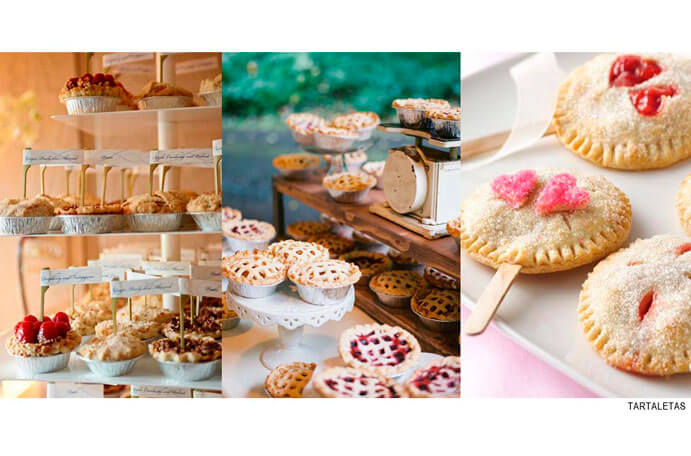 Mesas dulces para bodas top 10 de postres wedding passion for Dulce boda