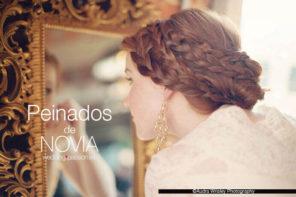 Peinados de novia, el peinado perfecto para la novia