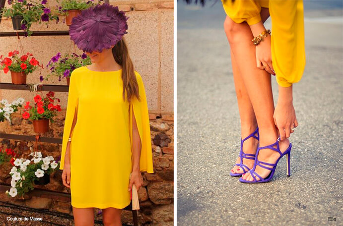 colores que combinan con amarillo 691 x 456