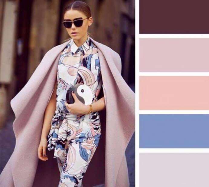 como colores combinados 691 x 618