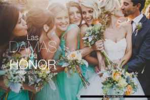 Damas de honor, un papel muy importante