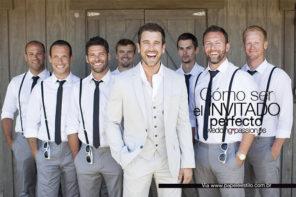 Invitado boda, cómo ser el invitado perfecto