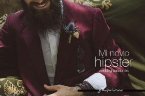 Novio hipster, mi novio hipster, boda hipster.