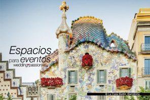 Espacios para eventos mágicos, La Casa Batlló