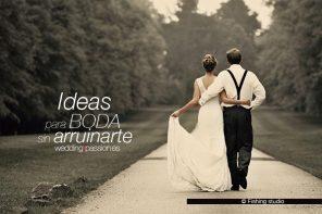 Ideas para boda: planificar sin arruinarte