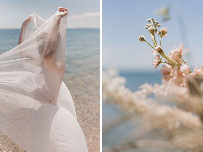 novia-playa-velo